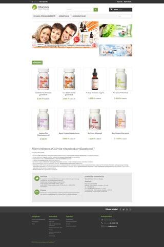 Vitamami vitamin webáruház